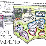 Plant World Gardens Map